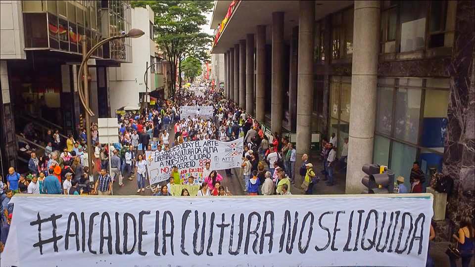La cultura no se liquida - Pereira