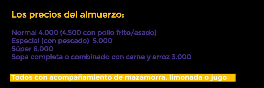 Corrientazo