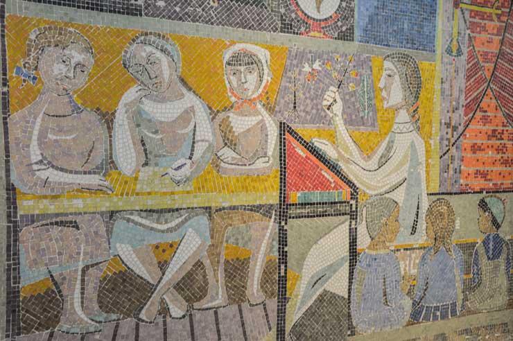 Mural Lucy Tejada
