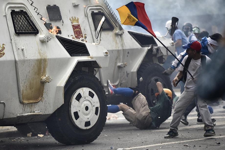 Memorias Venezuela - Foto por Carlos Becerra