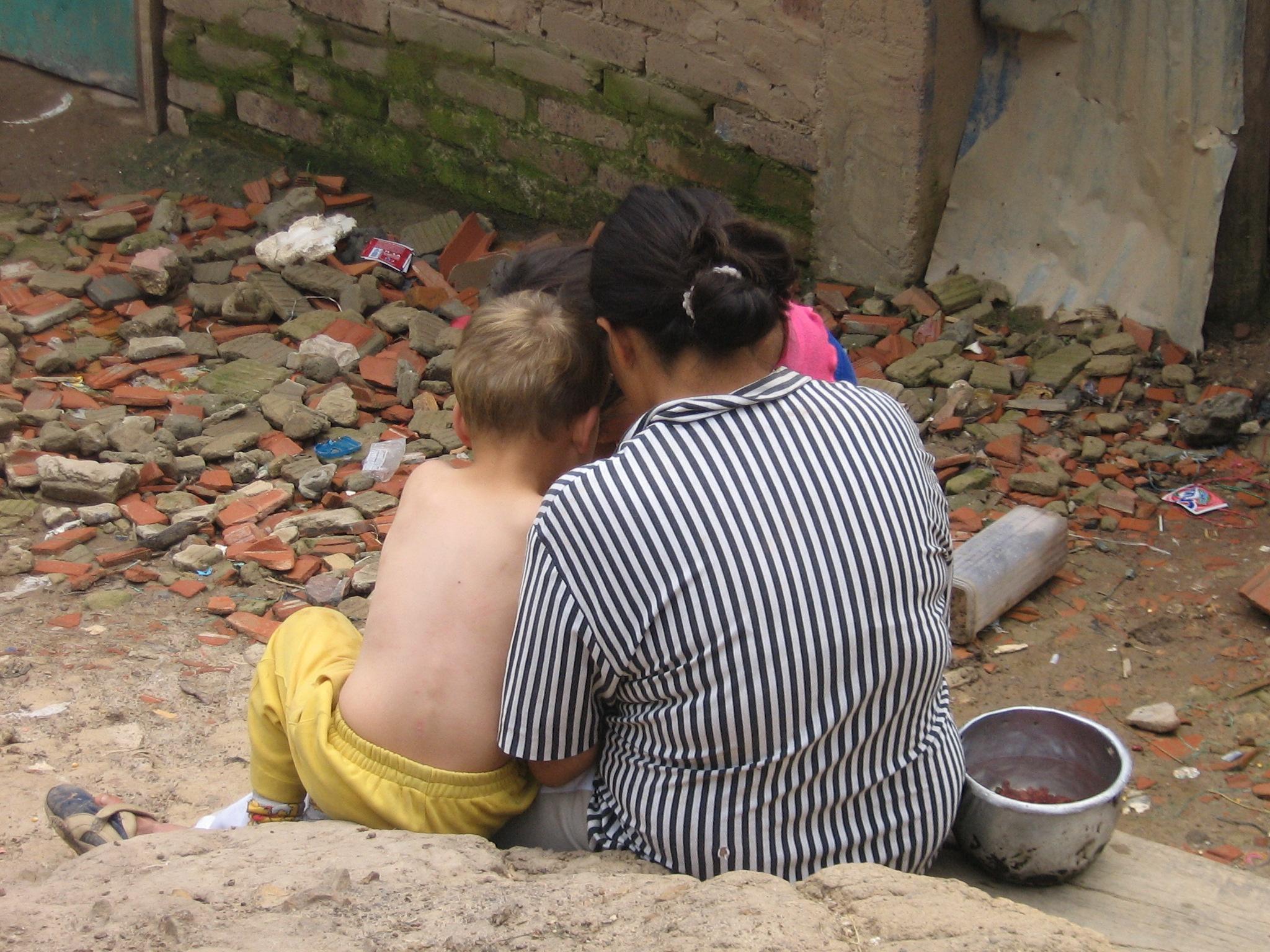 Desplazados - Colombia