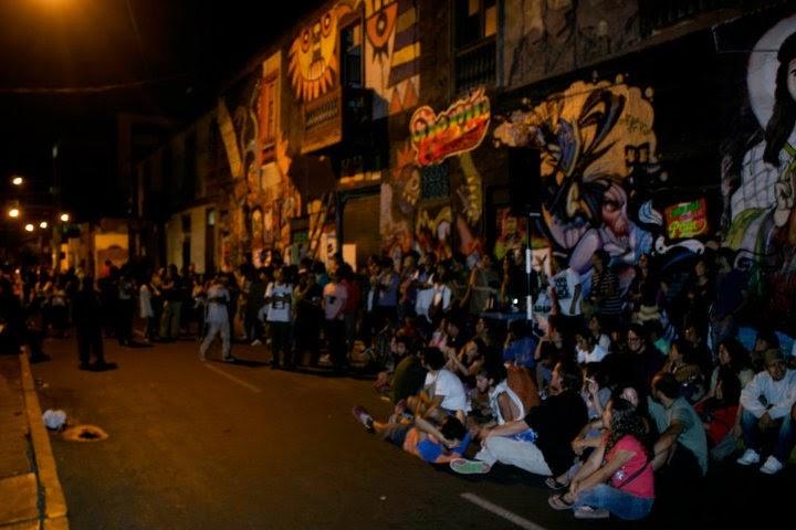 Noches en Quilca Tomado de CITIO