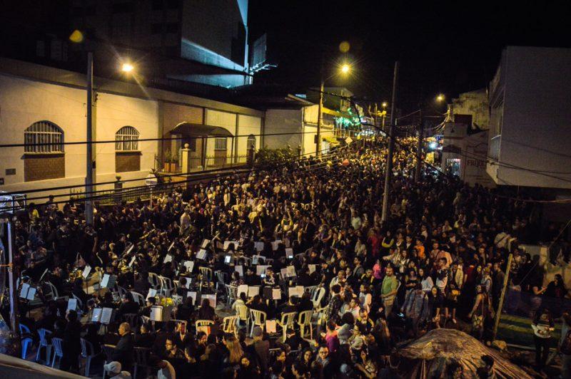 LA CUADRA, uno de los eventos más importantes que se realiza en la ciudad
