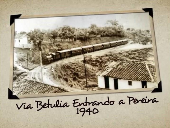 """Foto archivo particular/ Grupo en Facebook """"Fotos Antiguas de Pereira""""."""
