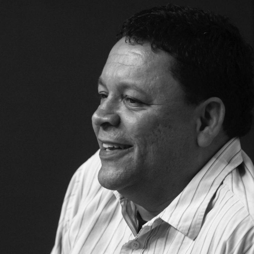 Gustavo Arango. Foto archivo particular