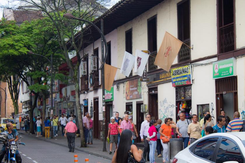 Casa Ochoa. Considerada la casa más antigua de Pereira. Carrera séptima entre calle 21 y 22.