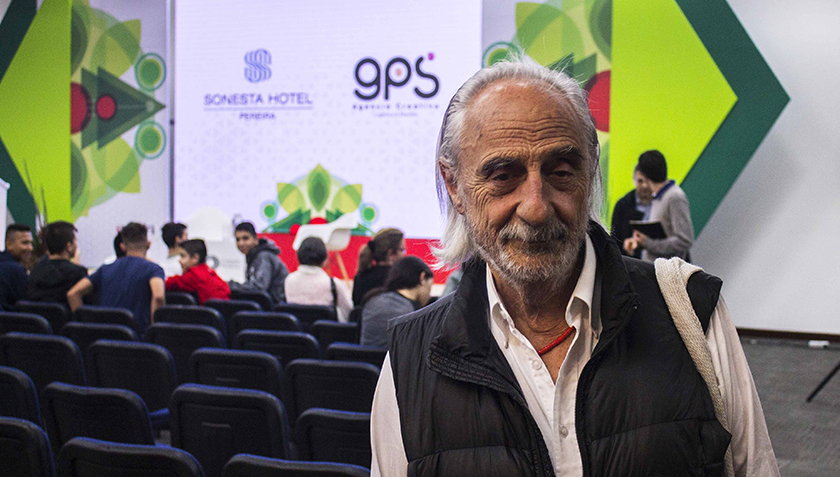 Alfredo Molano, escritor invitado