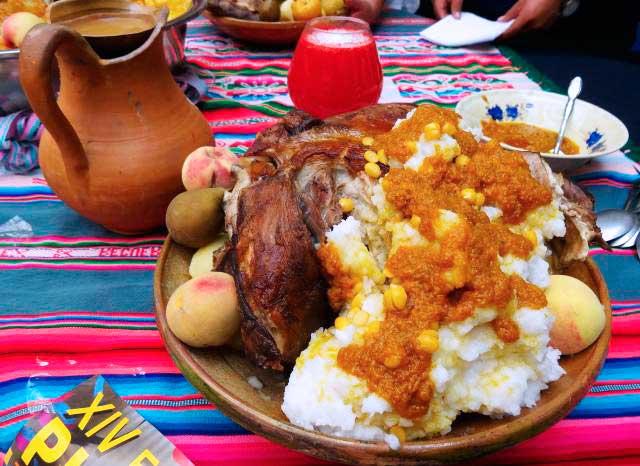Puchero, el plato del Carnaval – La Cebra que Habla