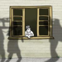 nino-ventanacuadrado